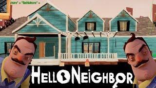 №1018: ДОМ СОСЕДА ИЗ АЛЬФЫ 2 В ПРИВЕТ СОСЕД МОД КИТ(Hello Neighbor Mod Kit)