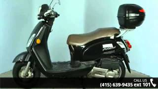 7. 2012 SYM FIDDLE II 125 Only 5324 Miles! - SF Moto - San F...