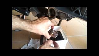 6. www.scootermotor.es Cambio de Aceite/Filtro Kymco Superdink 125