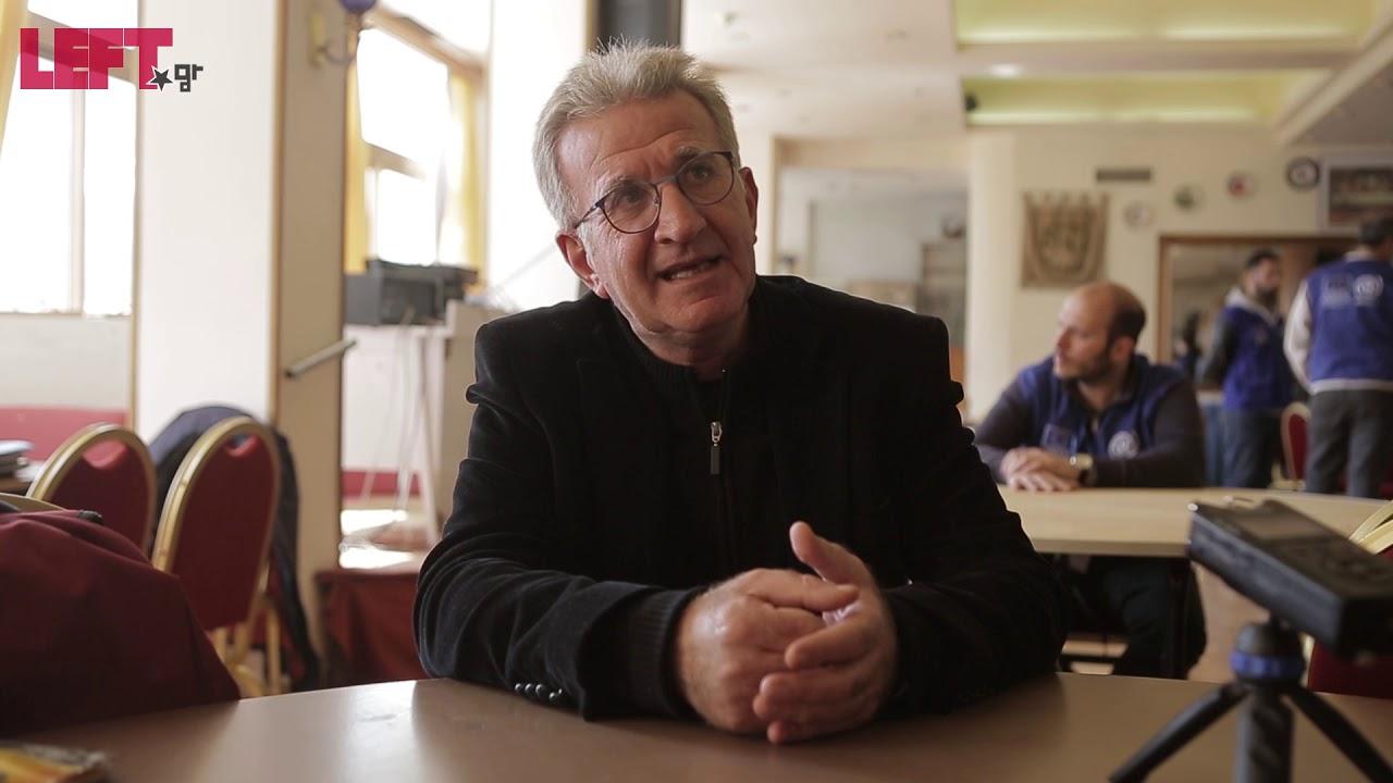 Μανώλης Σαρρής – Επίσκεψη του ΣΥΡΙΖΑ στη δομή φιλοξενίας των Βιλίων Αττικής