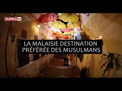 La Malaisie, destination préférée des musulmans
