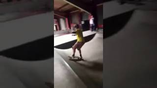 rush microramp rock fakie and tail stall