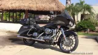 10. Used 2001 Harley Davidson CVO Road Glide Motorcycles for sale