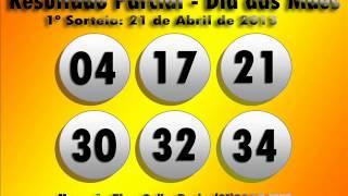 resultado tele sena Resultado Tele Sena Do Dia Das Mães 1º Sorteio 21/04/2013