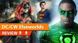 Video Elseworlds Review - DC's Best Crossover Yet (The Flash, Arrow & Supergirl) MP3, 3GP, MP4, WEBM, AVI, FLV Desember 2018