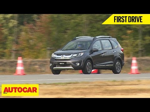 Honda BR-V | First Drive | Autocar India