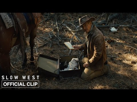 Slow West (Clip 'Silas Gets Jay Ready to Head West')