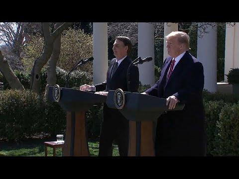Brasilien / USA: US-Präsident Trump erwägt NATO-Mitgl ...