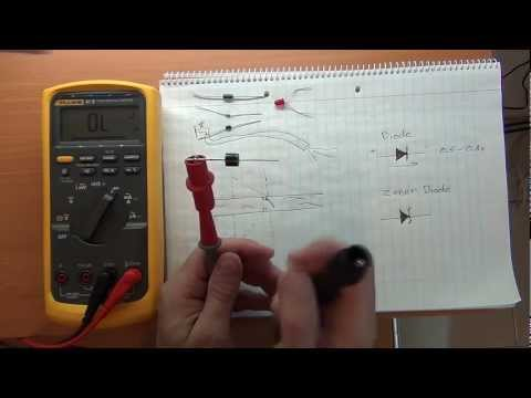 mjlorton - Multimeter tutorial - This series of videos is a tutorial on how to use a digital multimeter for beginners. It will also explain the basics of electricity an...