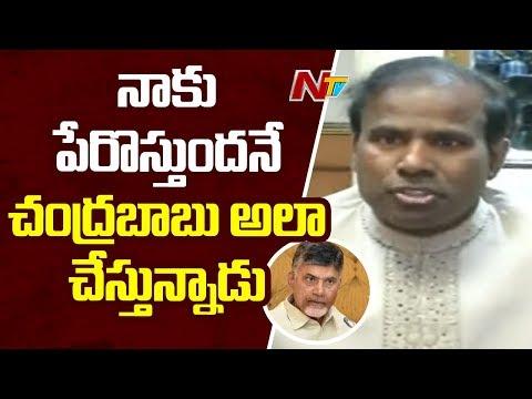 KA Paul Satirical Comments On Chandrababu Naidu   EVMs Issue   NTV