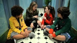 Reclame apresenta programa especial com tudo o que um canal infantil deve ter São Paulo, junho de 2012 -- A Globosat lança, no dia 15 de junho, seu ...