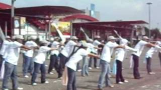 senam Warkop DKI (chiken dance) Grup Audit Intern Bank DKI