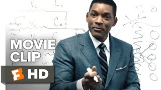 Concussion Movie CLIP - Science is Knowing (2015) - Will Smith Drama HD