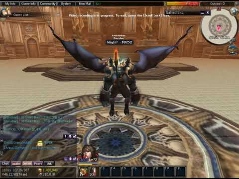 Atlantica Online Global, GrandChampion 23082020