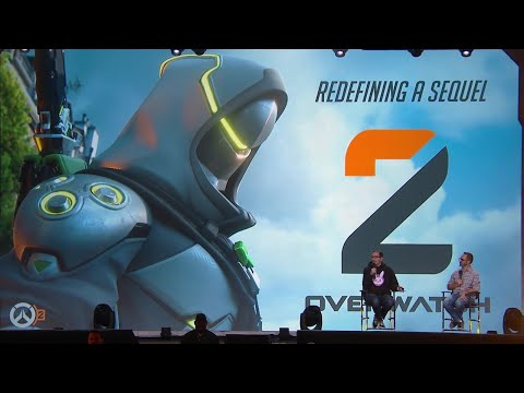 BlizzCon 2019 | Overwatch 2: What's Next | Full Panel