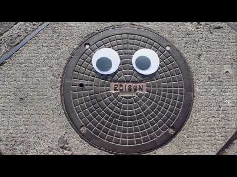 WATCH: Googly Eyes!!!!