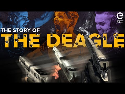 The Gun That Screams 'Get F@*ked': The Story of The Deagle