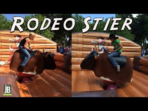 Video van Rodeostier | Attractiepret.nl