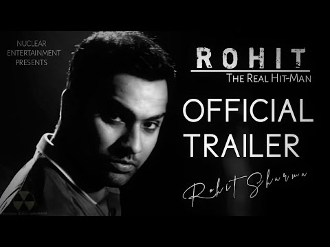 Video ROHIT - THE HITMAN | TRAILER | Rohit Sharma Tribute download in MP3, 3GP, MP4, WEBM, AVI, FLV January 2017