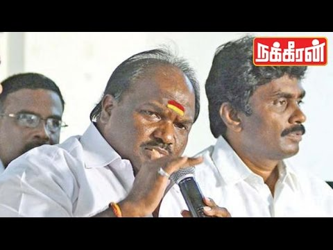 Chandrakumars-Answer--If-DMK-allots-seat-opponent-to-Vijayakanth
