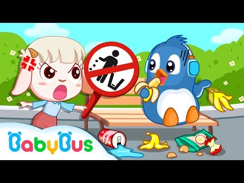 HOW TO MAKE CHILDREN LOVE CLEANING ? | Clean Up is Fun | Animation & Kids Songs | BabyBus