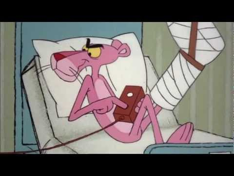 Ροζ Πάνθηρας  46. Απίστευτα αστεία σε κινούμενα σχέδια