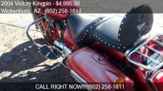 6. 2004 Victory Kingpin  for sale in Wickenburg, AZ 85390 at Jo