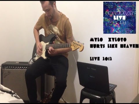 Coldplay - Mylo Xyloto + Hurts Like Heaven (Guitar Cover)