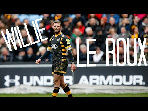 Willie Le Roux || Wasp's Magician || Player Tribute (видео)