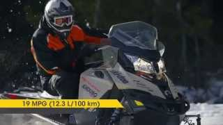 8. 2016 Ski-Doo Rotax 4-Stroke Engines