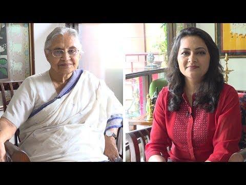 इतने बड़े बहुमत के बाद दिल्ली की जनता केजरीवाल सरकार से काम चाहती है बहाना नहीं : शीला दीक्षित - DomaVideo.Ru