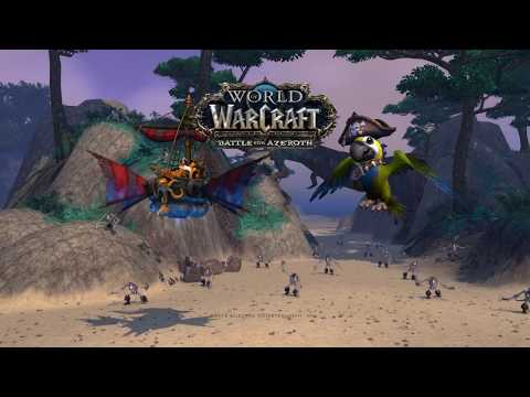 New Mount and Pet: Dreadwake Mount and Cap'n Crackers the Baby Parrot (видео)
