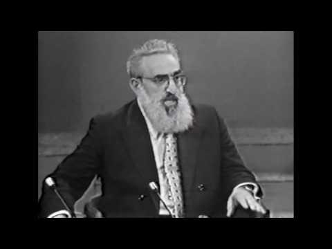 סיפור חייו של הרב גורן