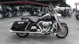 1. 672696 - 2011 Harley Davidson Road King FLHR - Used motorcycles for sale