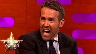 Video Ryan Reynolds Got High-Fived At The Worst Possible Time! | The Graham Norton Show MP3, 3GP, MP4, WEBM, AVI, FLV Mei 2018