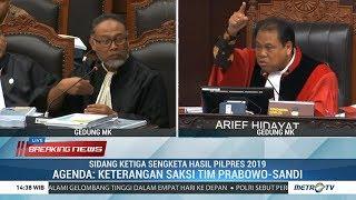 Video Panas! Detik-detik Hakim Ancam Usir Bambang Widjojanto dari Sidang MK ke-III MP3, 3GP, MP4, WEBM, AVI, FLV Juni 2019