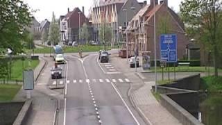 9. Vespa GTV in Ypres