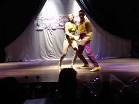 Royer Gomez y Camila Lopez... Juventud Rumbera 2013