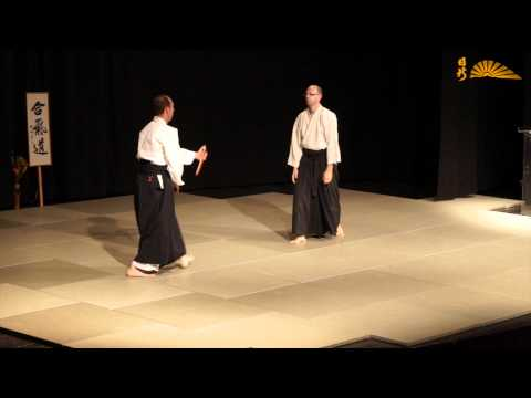 Aikido - knife techniques