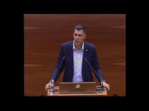 """Javier García asegura que el intento de derogación de la LOMCE es una """"irresponsabilidad"""" y supondría el mayor recorte en la Educación Pública"""