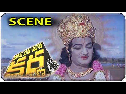 Video Sri Krishna Geethopadesam to Arjuna || Daana Veera Soora Karna || NTR , Sharada download in MP3, 3GP, MP4, WEBM, AVI, FLV January 2017