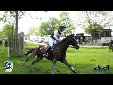 Badminton Horse Trials 2016 - Cross Country
