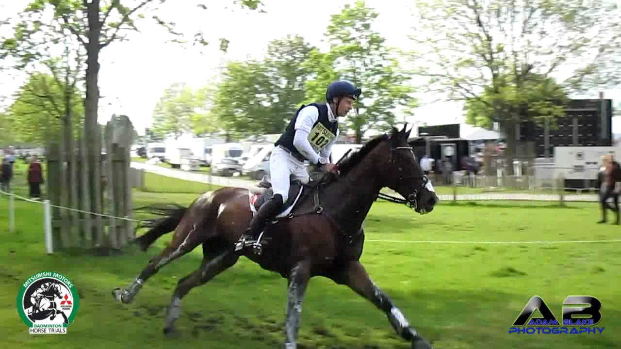 Badminton Horse Trials 2016 – Cross Country