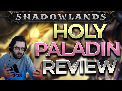 HOLY PALADIN REVIEW | SHADOWLANDS PVP | Abilities, Covenants, Conduits, Soulbinds & Legendaries