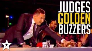 Video Best GOLDEN BUZZER Moments on Britain's Got Talent Part 2 | Got Talent Global MP3, 3GP, MP4, WEBM, AVI, FLV Juli 2018