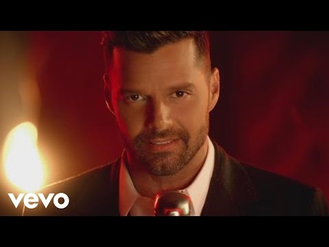 Ricky Martin estrenó el video de