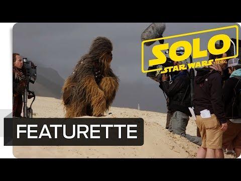 SOLO: A Star Wars Story - Featurette: Die Entstehung des Films   Star Wars DE