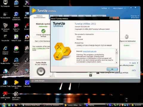 TuneUp Utilities 2011 + Crack -FREE-!!