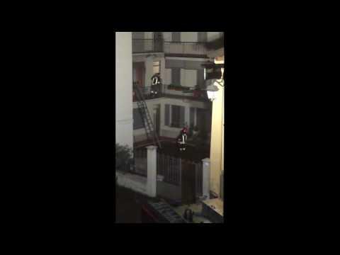 Esplosione in una casa di Treviglio