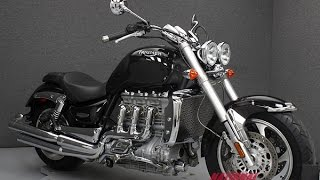 2. 2005  TRIUMPH  ROCKET III  - National Powersports Distributors